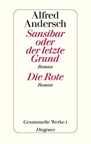 Sansibar oder der letzte Grund / Die Rote: Alfred Andersch