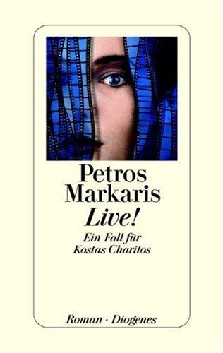 Live!: Markaris, Petros