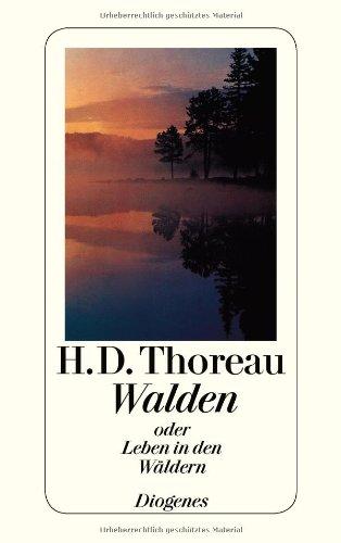 9783257064612: Walden oder Leben in den Wäldern