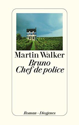 9783257066999: Bruno Chef de police