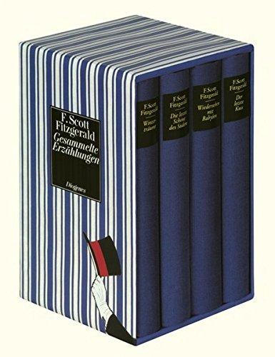 9783257067200: Gesammelte Erzählungen: 93 Short Stories in 4 Bänden