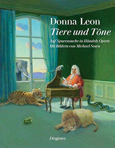 Tiere und TÃ ne: Donna Leon