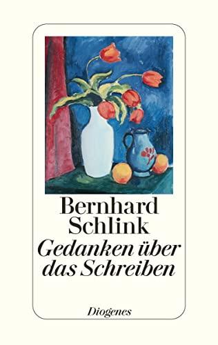 9783257067835: Gedanken über das Schreiben : Heidelberger Poetikvorlesungen