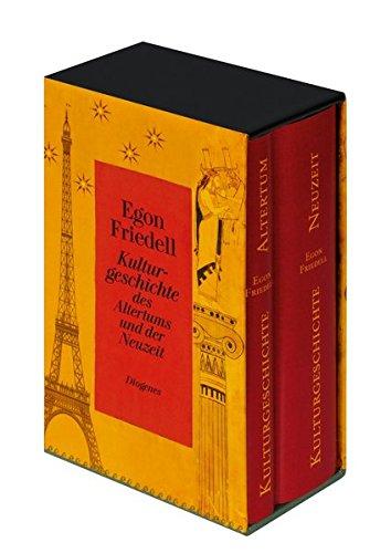 Kulturgeschichte - Kassette - Friedell, Egon