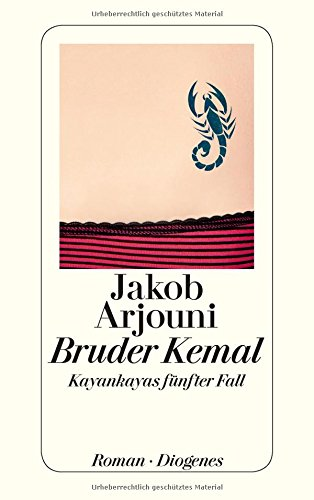9783257068290: Bruder Kemal: Kayankayas fünfter Fall