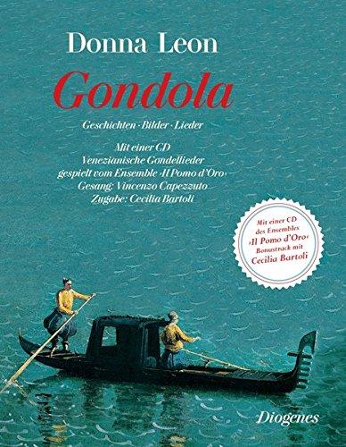 Gondola - Geschichten, Bilder und Lieder. Mit: Leon, Donna