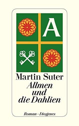 9783257068603: Allmen und die Dahlien