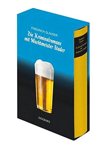 9783257068818: Die Kriminalromane mit Wachtmeister Studer: Wachtmeister Studer, Matto regiert, Die Fieberkurve, Der Chinese, Krock und Co.