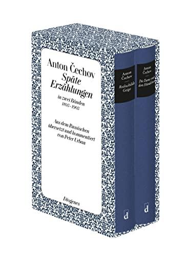 Späte Erzählungen in zwei Bänden 1893 - 1903: Anton Cechov