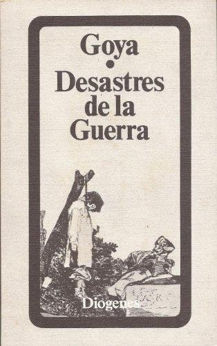 Imagen de archivo de Desastres da la Guerra. a la venta por medimops