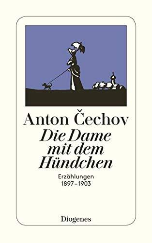 Die Dame mit dem Hündchen : Erzählungen 1897 - 1903. Diogenes-Taschenbuch ; 50,16. - Cechov, Anton P.