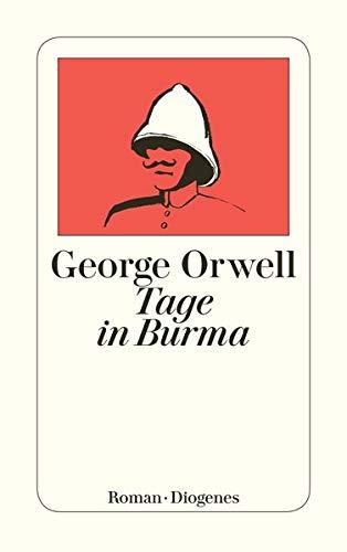 9783257203080: Tage in Burma.