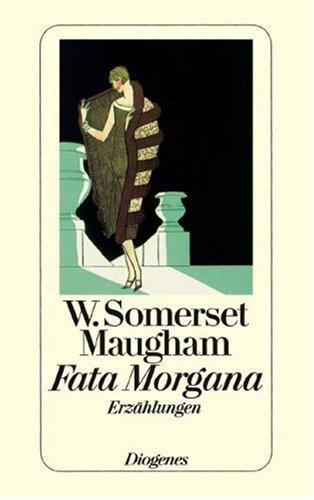 9783257203400: Fata Morgana.