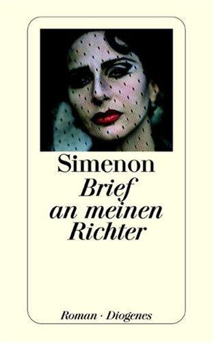 Brief an meinen Richter (p3t) - Simenon, Georges
