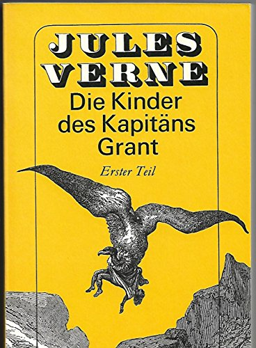 9783257204049: Die Kinder Des Kapitäns Grant