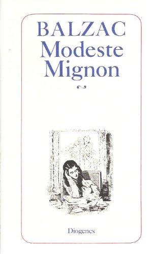 Modeste Mignon.: Balzac, Honore de