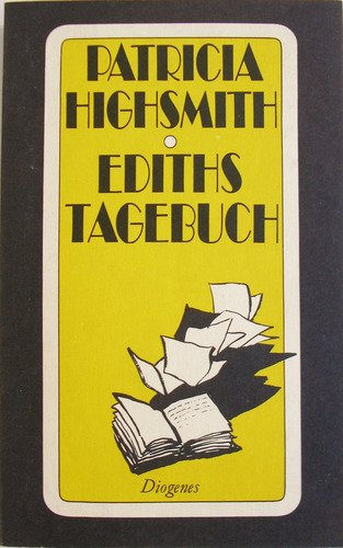 Ediths Tagebuch: Highsmith,Patricia