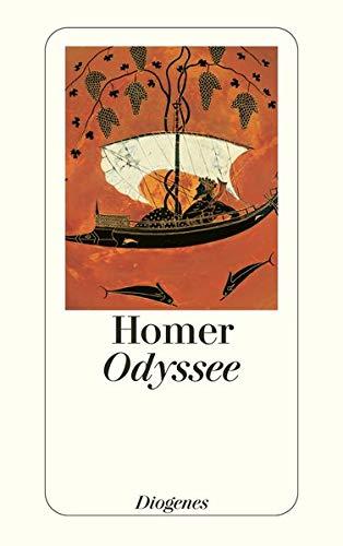 9783257207798: Odyssee. ( Homers Werke, 2).