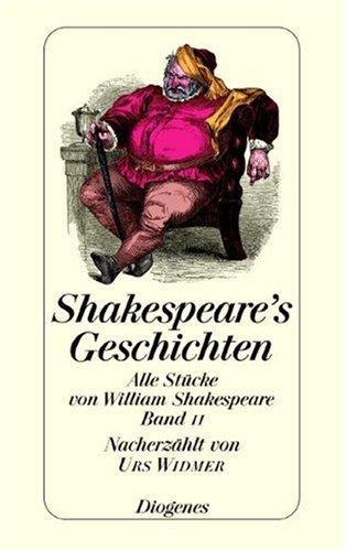 9783257207927: Shakespeare's Geschichten: Alle St�cke von William Shakespeare