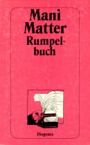 DAS RUMPELBUCH.: Matter, Joy/ Frauchiger, Urs et al (Hrsg).