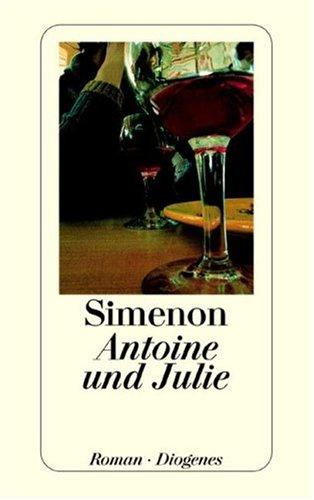 9783257210477: Antoine und Julie.