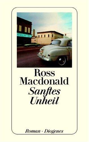 9783257211788: Sanftes Unheil. Roman.
