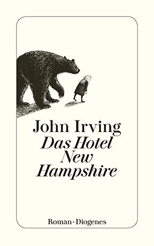 9783257211948: Das Hotel New Hampshire
