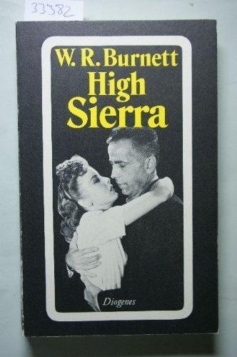 9783257212082: High Sierra. Roman