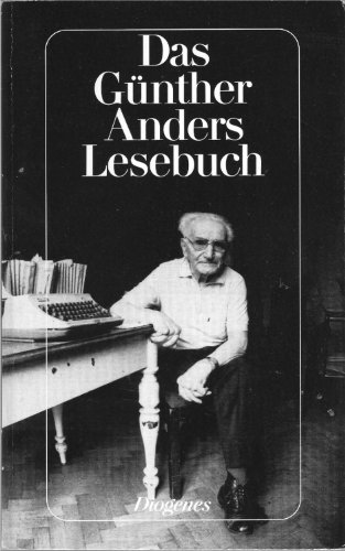 Das Günther Anders Lesebuch.: Anders, Günther