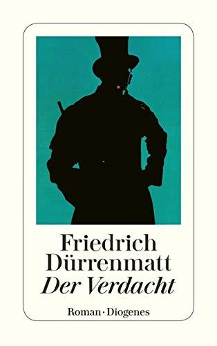 9783257214369: Der Verdacht (German Edition)
