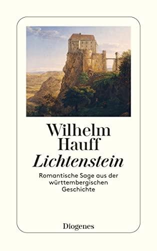 Lichtenstein von Hauff, Wilhelm
