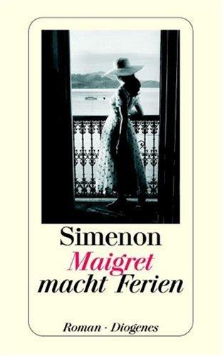 9783257214857: Maigret macht Ferien.