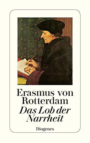 Das Lob der Narrheit [Taschenbuch] von Erasmus