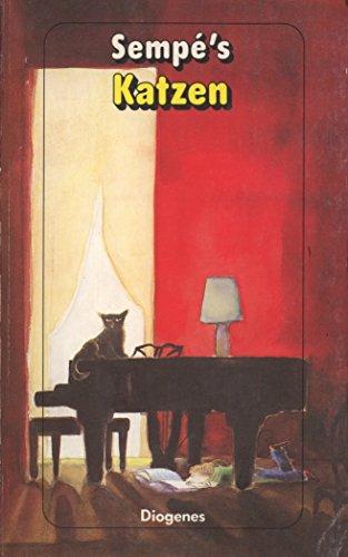 9783257217650: Sempés Katzen (Diogenes Taschenbuch)