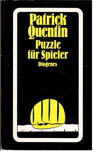 9783257218701: Puzzle f�r Spieler. Roman