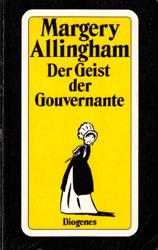 9783257219005: Der Geist der Gouvernante. Roman