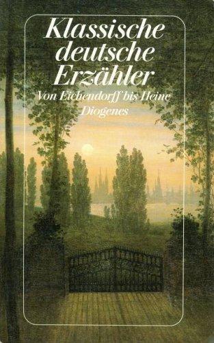 9783257225198: Klassische Deutsche Erzahler - Von Wieland Bis Kleist (Fiction, Poetry & Drama)