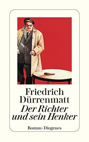 9783257225358: Der Richter Und Sein Henker (German Edition)
