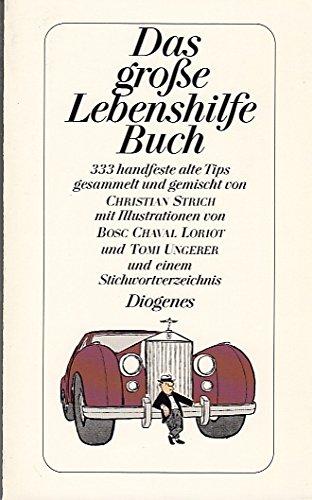 Das große Lebenshilfe-Buch: Strich, Christian: