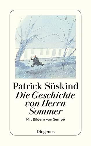9783257226645: Die Geschichte DES Herrn Sommer (Fiction, Poetry & Drama)