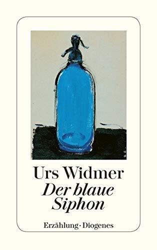 9783257226751: Der blaue Siphon.