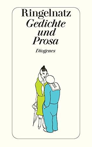 Gedichte und Prosa in kleiner Auswahl.,: Ringelnatz, Joachim.