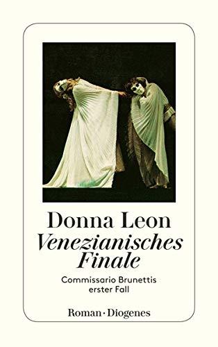 9783257227802: Venezianisches Finale