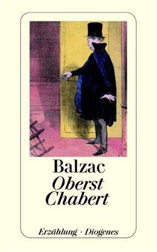 9783257228083: Balzac, H: Oberst Chabert