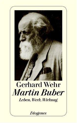 9783257228496: Martin Buber.