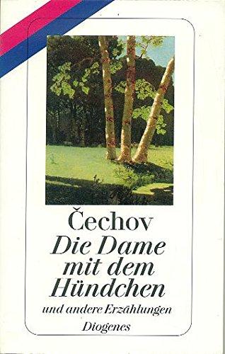 9783257229059: Die Dame mit dem Hündchen und andere Erzählungen 1897-1903