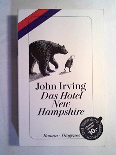 9783257229165: Das Hotel New Hampshire. Roman.