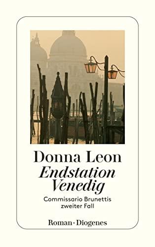 9783257229363: Endstation Venedig (German Edition)