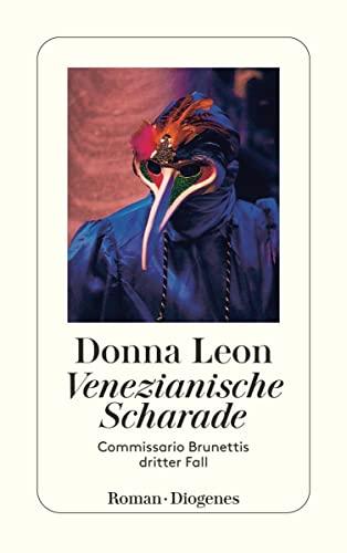 Venezianische Scharade.: Commissario Brunettis dritter Fall. (German: Leon, Donna