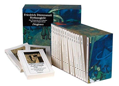 Das Prosawerk in 19 Bänden: Friedrich D�rrenmatt